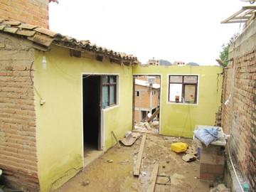 Lluvias dejan sin hogar a familias en la Capital