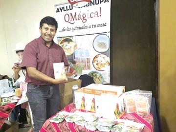 Feria del doble aguinaldo movió más de Bs 200 mil