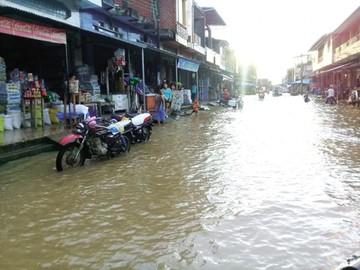 Las lluvias ya golpearon a 38 municipios en el país