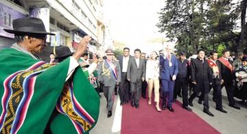 Gobierno: Oruro recibió $us 1.000 millones