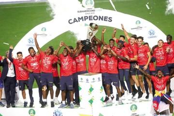 Ecuador campeón