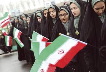 Irán recuerda los 40 años de la Revolución Islámica