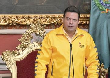 Alcalde Revilla expresa reparos a Comisión