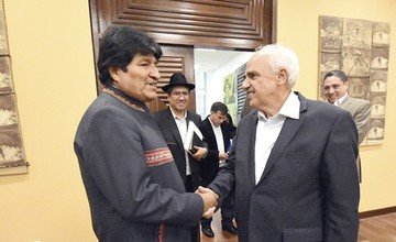 Samper cree que Bolivia logrará reactivar Unasur
