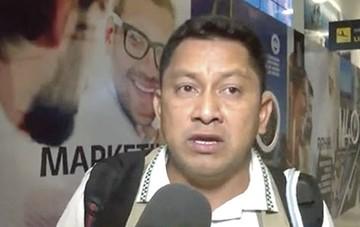Adolfo Chávez, ex líder  indígena regresa al país