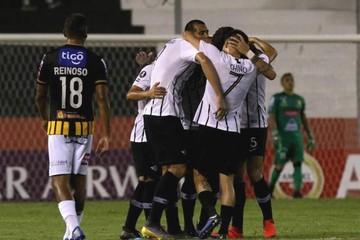 Libertad golea 5-1 a The Strongest y avanza a tercera fase de Libertadores