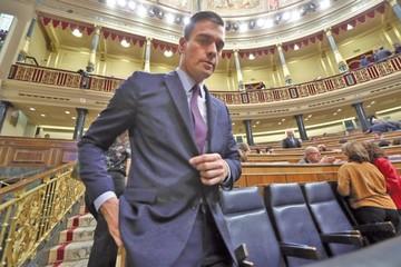 España: Psoe sufre derrota tras rechazo a presupuesto
