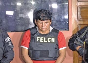 Cae en Santa Cruz capo narco buscado por Policía argentina