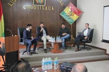 "Diagnostican ""síntomas"" de crisis en Bolivia"