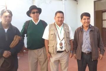 Condori, Chávez y Cusi no descartan una alianza