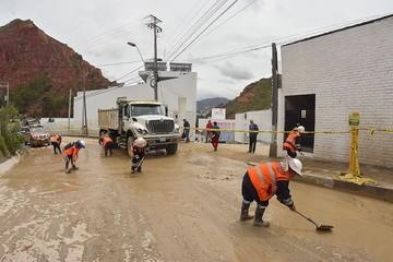 Lluvias: 50 municipios se declararon en emergencia y desastre
