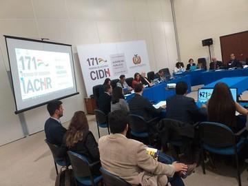 Venezuela ratifica su salida de la OEA ante la CIDH