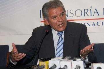 Villena afirma que la CIDH agendó tratar el problema de la democracia en Bolivia