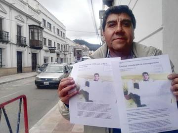 Caso de Esteban Lozada, despedido de YPFB, llega a la CIDH