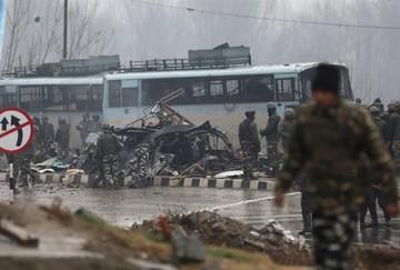 Sangriento ataque en la Cachemira india