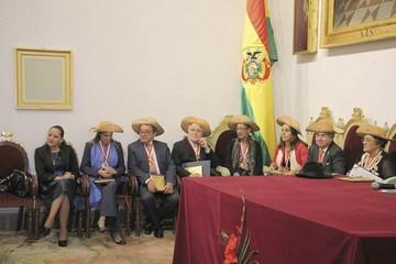 Destacan participación civil en las audiencias de Sucre