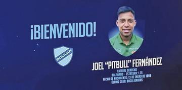 """Bolívar suma un """"Pitbull"""""""