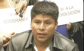 Leonardo Loza dice que es el más pobre de los cocaleros