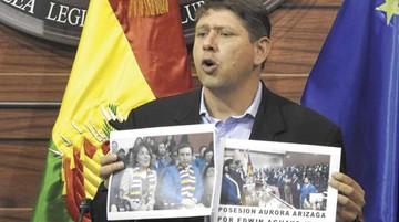 """Gutiérrez acusa a Borda de tener un """"clan"""" en la justica"""