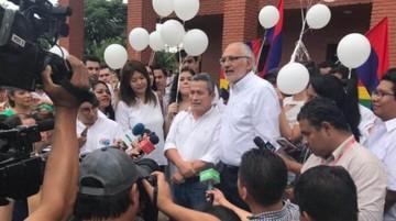 "FRI plantea ""ajustes"" en alianza con Mesa"