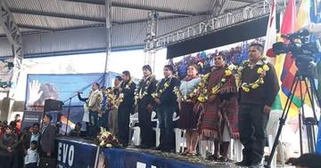 Evo Morales: La democracia en Bolivia está garantizada