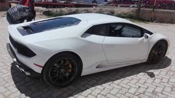 Lamborghini fue importado por consorcio empresarial