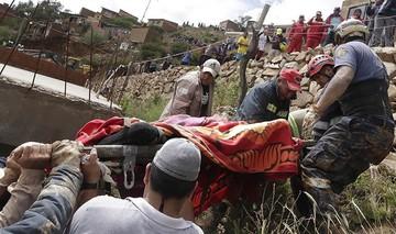Cochabamba: Rescatan el cuerpo de una mujer sepultada por deslizamiento