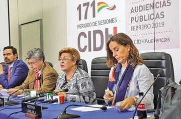 CIDH cierra 171 periodo en la Capital
