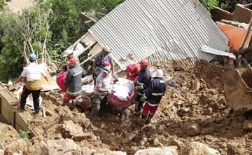 Intensas lluvias en el país dejan otros dos muertos