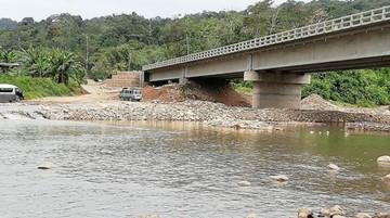Gobierno paraliza la carretera por el Tipnis