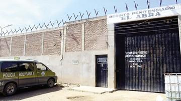 Cochabamba: Reo huye de penal con ayuda externa