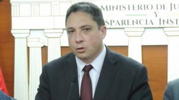 Ministro de Justicia minimiza quejas a la CIDH por repostulación de Evo