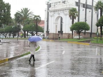 Lluvias: Febrero a milímetros de  pasar el récord histórico de 2011