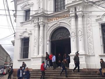 Universidad iniciará gestión académica el 25 de febrero