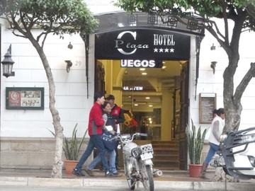 CIDH: Visitantes coparon el 100% de la capacidad hotelera de Sucre