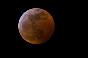 ¿Cuál es el mejor momento para ver la Superluna de este martes?