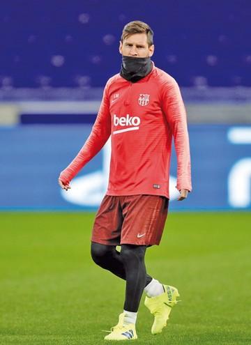 Barça inicia la llave en Lyon