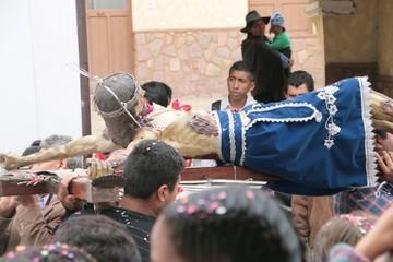 Compadres rememora culto a Señor de los Desamparados