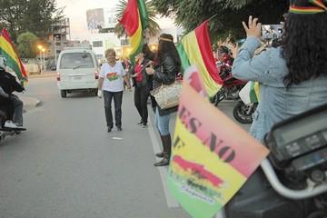 Evo da por enterrado el 21F; opositores alistan protestas