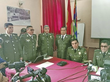 Nuevo comandante traza objetivos para la Policía
