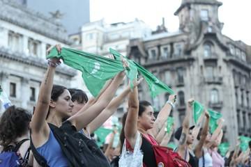 Reclamo por aborto legal toma las calles argentinas