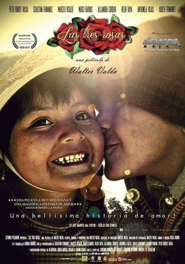 """""""Las Tres Rosas"""" alcanza candidatura en los Platino"""