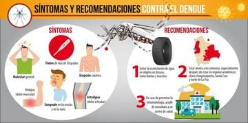 Alerta por primer caso de dengue en Chuquisaca