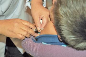 Más de 7.000 niñas recibirán vacuna  contra el VPH