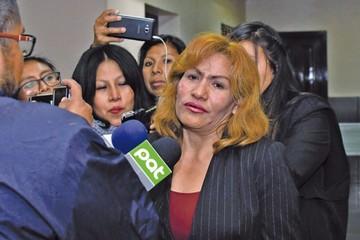 Ex jueza Pacajes seguirá con detención preventiva