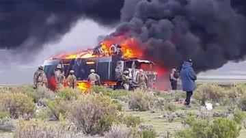 Violento enfrentamiento entre contrabandistas y militares en Pisiga deja heridos