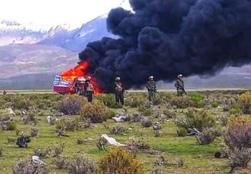 Pisiga: Enfrentamiento entre militares y contrabandistas deja una persona fallecida