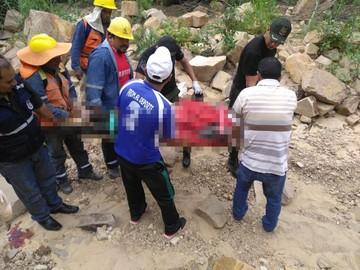 Una persona muere en la ruta Padilla-El Salto tras accidente en motocicleta