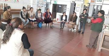 Sucre tendrá a más de 30 promotoras comunitarias