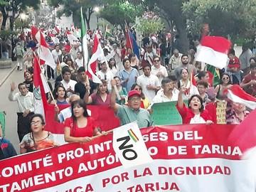 Los activistas del 21F convocan a marchar contra la reelección